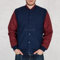 wholesale custom varsity jacket / letterman varsity jacket for men / Custom bomber jacket