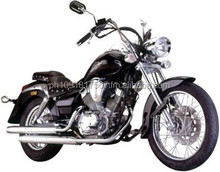 American Lifan 250cc V-Twin Cruiser Motorcycle