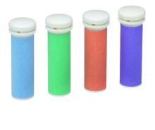 AEG Callus Remover Replacement rolls 4 pcs multicolored