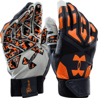 PU Leather Customized Baseball Batting Gloves