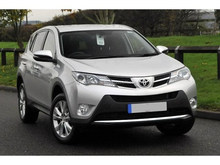 New (RHD) Toyota Rav4 2.2D-CAT 2012