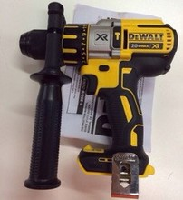 Original DEWALT DCD985M2 18 v XR 3 SPEED LI ION COMBI martillo 4.0Ah nueva herramienta