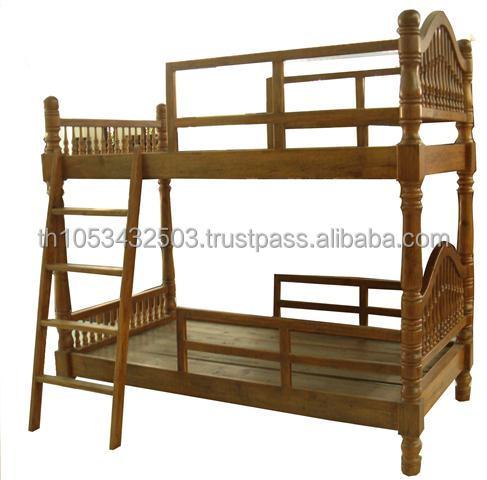 Teak wood bed furniture, antique teak wood bed models, teak wood furniture Thailand