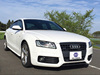 Durable high quality used cars Audi A5 for export from Japanese company