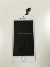 Mobile Phone LCD for iPhone 5S Wholesale for iphone 5S LCD OEM for iPhone LCD
