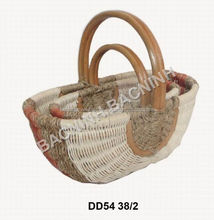 super quality craft rattan basket European standard for storage use