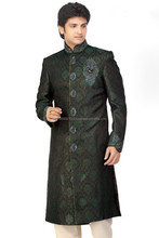Latest sherwani Style Mens Shalwar Kameez Suits High quality fashion mens kurta/KURTA AND SHAWAR WITH EMBROIDERY/kurta shalwae