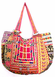 Fashionable Women's Tribal Gypsy Vintage Banjara shoulder bag Boho hippie style