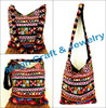 2015 Wholesale indian Traditional Handbags-Gujarati Kutch embroidery handbag -shoulderbag-jhola bag-Rabari work handbag