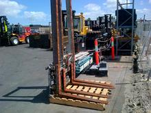 Cascade High Volume Double Pallet Handler