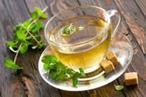 Premium Spearmint Tea at your door step
