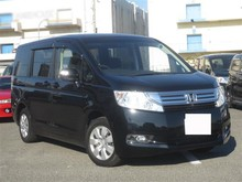 Honda Step WGN L RK1 2010 Used Car