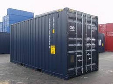 New and Preowned storage Containers