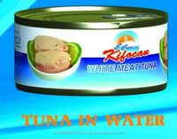 White Meat Tuna in Water 48cans x 185g