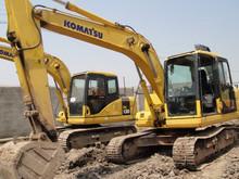 Cheap Price Used Komatsu PC130-7 Crawler Excavator for Sale Komatsu PC200-6 PC200-7 PC200-8