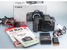 Canon EOS 5D Mark II 21.1 MP Digital SLR Camera -Kit