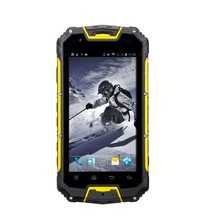 the cheapest waterproof android phone SNOPOW M8S original 512MB+4GB MTK6572 dual core smartphone android 4.2 IP68 rugged mobile