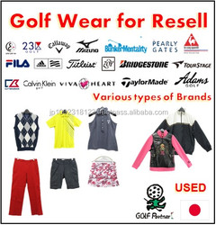 popular and Hot-selling used for golf cars and golf wear for resell , deffer model also available