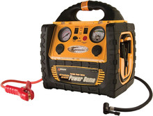 NEW Wagan 400-Watt Power Dome Jump Starter with Built-In Air Compressor and LED Utility Light