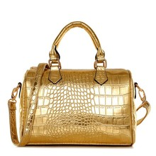 GOLD! shinning color hot sale bucket women bags hot sale in India