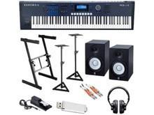 BUY 2 GET 1 FREE Kurzweil PC3LE8 88-Key Synthesizer Keyboard Workstation B-Stock