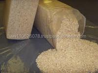 Pine, rubber wood shaving for horse bedding/wood shaving for animal bedding