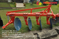 Kubota For deep plowing and tilling soil Farm Equipment Disc plough DP264L