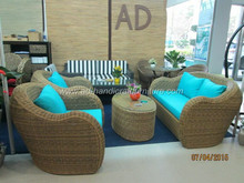 AD Furniture Corp - wicker sofa latest model at Vifa fair year 2015 in Viet Nam