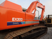 High-quality used Japan Hitachi EX300 excavator in shanghai for sale