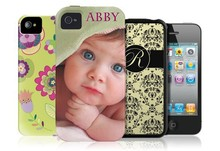 Custom Silicone Mobile Phone Case, Leather Phone Case, Flip Cover