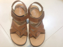 COMFORTABLE LEATHER SANDALS NEW DESIGN STYLISH RUBBER SOLE