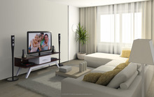 E121 LCD TV Stand , MDF , Luxury ,high-gloss, cheap | The Cheapest high quality TV Stand in the whole market