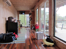 Container house 95% complete