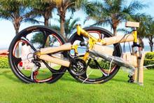 21 Speed Mountain Bike Folding Bicycle 26 Bicicletas Full Suspension for Man