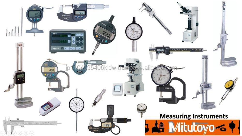 Mitutoyo Measuring Instruments : Highly trusted mitutoyo measuring diameter instrument