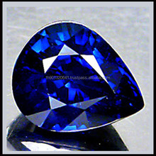 0.34Cts EXCLUSIVE NORMAL HEATED GEM! NATURAL RICH QUALITY VIVID ROYAL BLUE SAPPHIRE