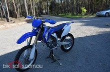 For The New 2007 Yamaha WR250F