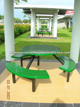 FRP Furniture, Fiberglass Round Table, Fibreglass Table