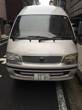 Japanese high quality popular diesel passenger toyota hiace van for sale in japan turbo reasonable price