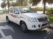 HILUX DOUBLE CAB 2.7L 4X2 MANUAL Grade A hot sales