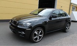 Used BMW X6 Car - Left Hand Drive - Stock no: 12920