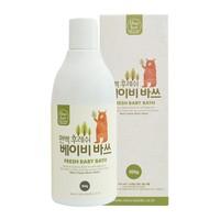 Mom's heart Korean cypress fresh baby&kids bath