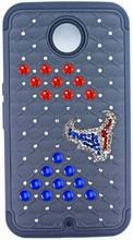 3D LUXURY DIAMOND JEWELED PHONE CASES FOR LG NEXUS 6