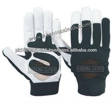 Auto guantes de mecánico, guantes de maquinista, de la mano de seguridad guantes de trabajo