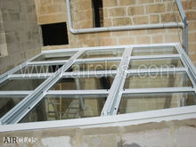 Automatic Glass Roof
