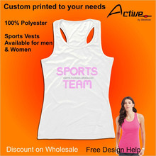ladies woman's yoga class gym work out tank tops