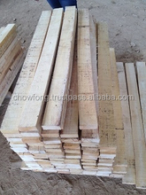 Rubber Wood Rough Sawn
