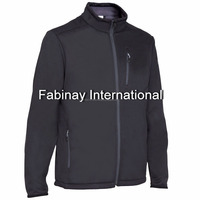 Windproof and waterproof softshell jacket