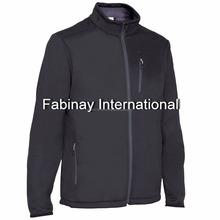 Windproof and waterproof softshell jacket