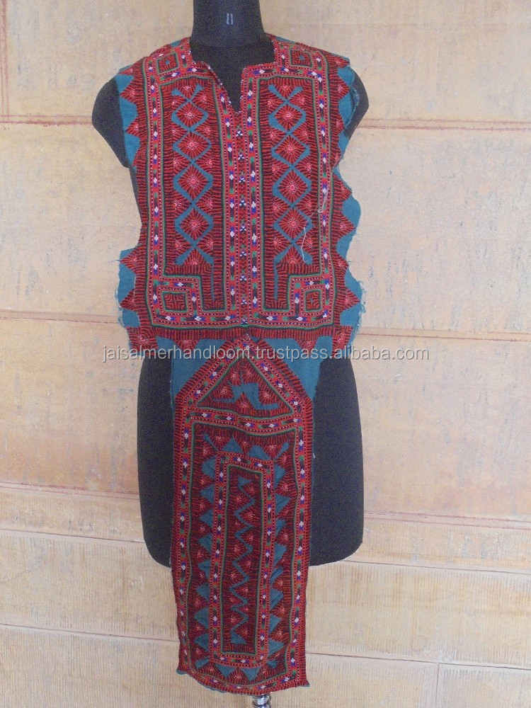 Indian hand embroidery designs for dresses makaroka